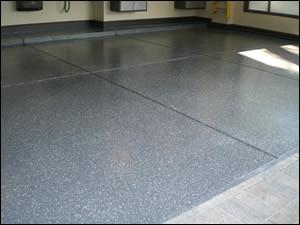 Epoxy Chip Flooring