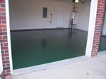 Epoxy Chip Flooring